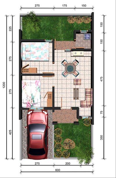Mau Bikin Rumah Sederhana Dengan Design Bagus Dan Murah Dream Chaser